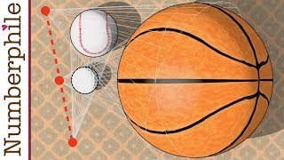 Balls and Cones - Numberphile