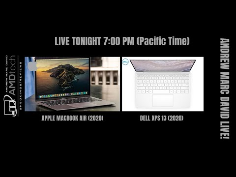 External Review Video lubKE0CfTYE for Apple MacBook Air Laptop (2020)
