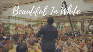 Beautiful In White - Westlife (cover) by Judika Ft Harmonic Music