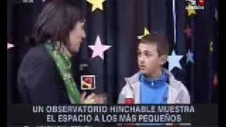 preview picture of video 'Montalban Teruel y su cielo (Bamatur)'