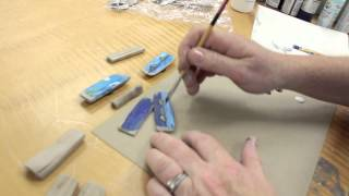 Crankin Out Crafts -ep406 Painting On Driftwood
