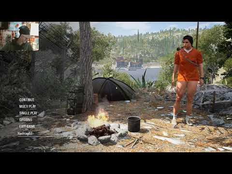Scum - Huge Update - New Location - Female Characters - Safe Zones