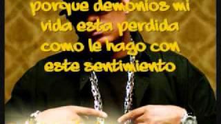 Hector el Father -  Sola [Letra]