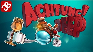 Achtung Deep - iOS/Android - Gameplay Video