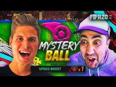 MYSTERY BALL EN ULTIMATE TEAM VS SEBAS!!! | FIFA 20