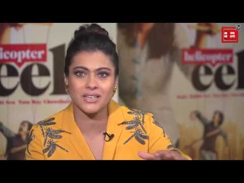 Interview with Kajol and Riddhi Sen