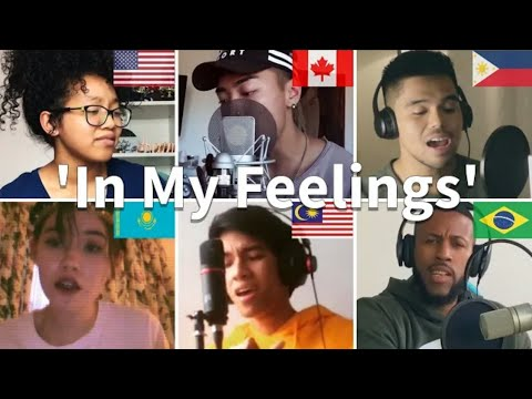Who Sang It Better: In My Feelings (Philippines, Brazil, Malaysia, Kazakhstan, Canada, USA)