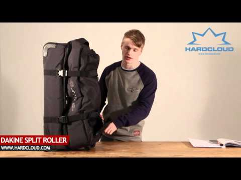 Dakine Split Roller luggage review
