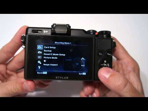Olympus XZ2 hands on preview
