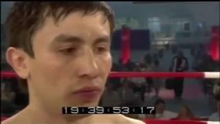 Gennady Golovkin vs Ibrahim Sid
