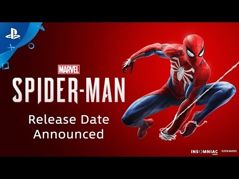 Vidéo destinée aux précommandes de Marvel's Spider-Man