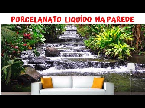 PORCELANATO LQUIDO EM PAREDE - PORCELANATO LQUIDO EM PAREDE PASSO A PASSO