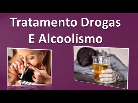 Alcoólico de comida de dependências