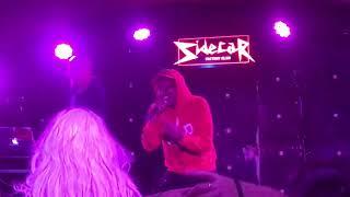 Grammo Suspect - Rainbow Ambassador Kenya performing at Sidecar club in Barcelona