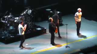 U2 July 10, 2015 21: With Or Without You - Boston MA [Full Show]