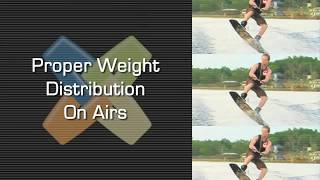 #2 Boat Wakeboard Intermediate – Proper weight distribution