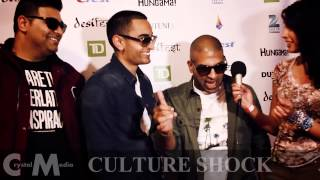 Culture Shock Exclusive Interview @ DesiFEST 2014