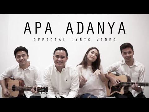 HIVI! - Apa Adanya (Official Lyric Video) Mp3