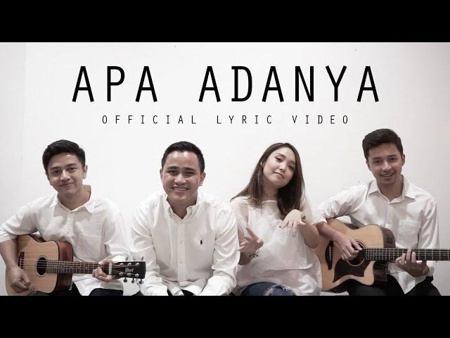 HIVI! - Apa Adanya (Official Lyric Video)