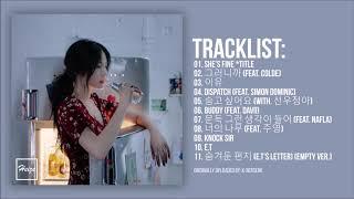 [Full Album] 헤이즈 (Heize) - She's Fine