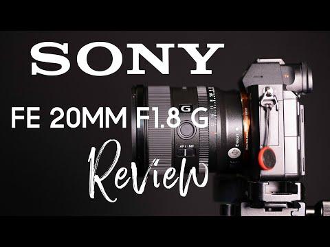 External Review Video lumZaN7mGKI for Sony FE 20mm F1.8 G Lens (SEL20F18G)
