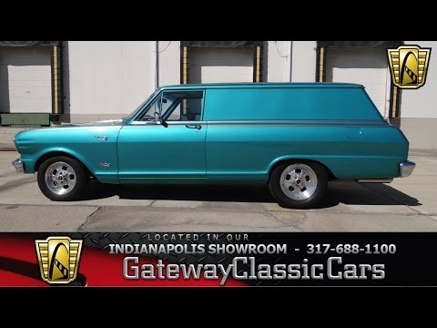 Video of Classic 1964 Chevrolet Nova located in Indianapolis Indiana Offered by Gateway Classic Cars - Indianapolis - KEDU