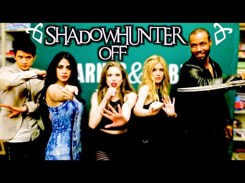 SHADOWHUNTER- OFF   XTINEMAY & THE CAST