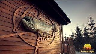 Рыболовный клуб золотой сазан на карте