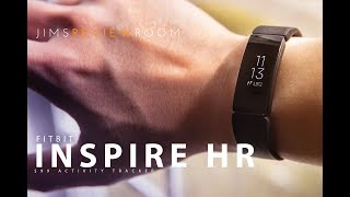 Fitbit Inspire HR Newest Fitness Tracker 2019 - REVIEW