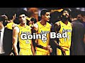"Going Bad - Meek Mill ft. Drake | LA Lakers mix | ""Lakeshow"""