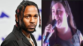 Kendrick Lamar Is Bothered That White Fan Repeated His Music Verbatim
