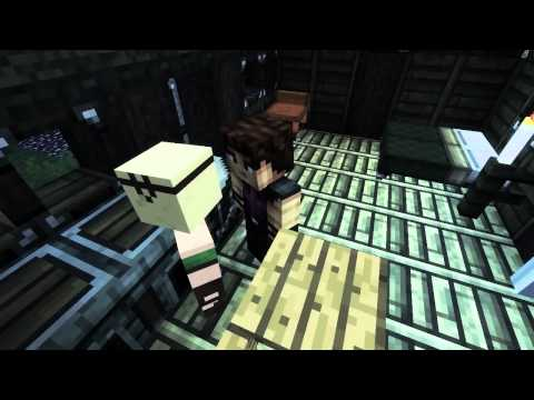 Зима Близко — Серия 1 — Minecraft Сериал ( Machinima )