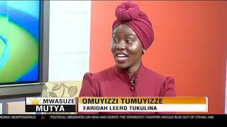 NTV Mwasuze Mutya: Yiino emboozi ya Faridah Nakazibwe akusomera amawulire ku NTV Akawungeezi