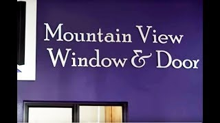What to Expect when Choosing Mountain View Window & Door - Colorado Window & Door Supplier