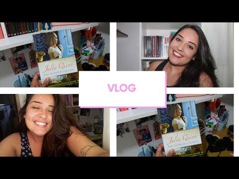ASSISTI AFTER, UM LEITURA FOFA E MUITO CANSAÇO | Vlog 7