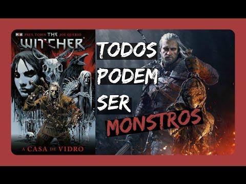 The Witcher: A Casa de Vidro | Homem das Letras 41