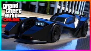 GTA Online | New car added | Vigilante HALLOWEEN DLC 2017 Лучшее ...
