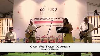 Can We Talk - Tevin Campbell (Cover) by Mole's Music