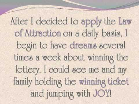 I WON the Lottery 14 times in 2011 - MrsDesireWealth com