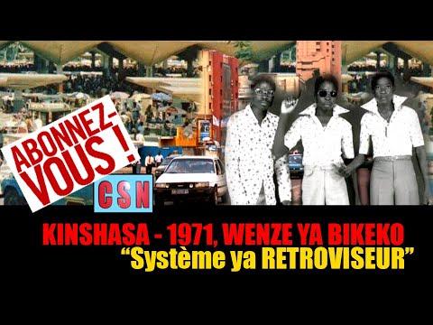 Kinshasa en 1971