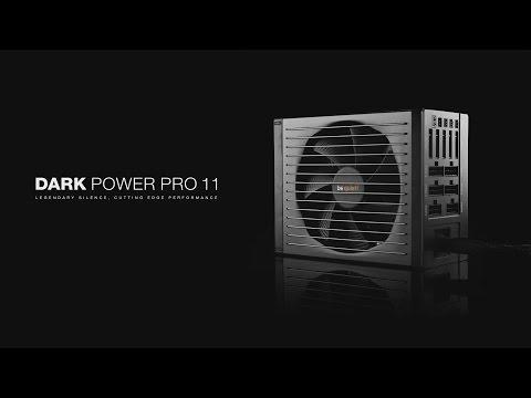Блок питания be quiet! Dark Power Pro 11 1000W Modular Platinum Retail BN254