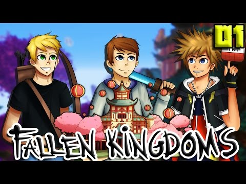 Fallen Kingdoms Japan #01 : L'ÉQUIPE DE LA NOSTALGIE !