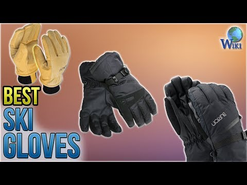 10 Best Ski Gloves 2018