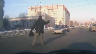 Курьёзы на дорогах!!!
