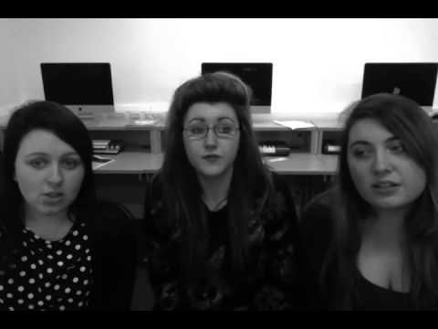Wrecking Ball A cappella - Ooh Laa Ays!