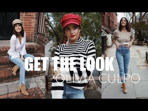 GET THE LOOK: OLIVIA CULPO   5 Looks for Less!