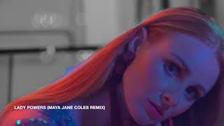 Vera Blue   Lady Powers (Maya Jane Coles Remix)