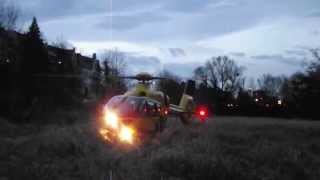 preview picture of video 'ADAC Christoph 63 am 11.12.2014 in Torgau'
