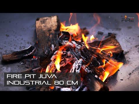 RedFire Juva Industrial 80 cm vuurschaal
