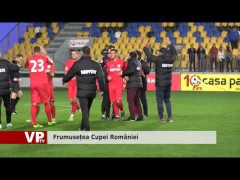 Frumusețea Cupei României